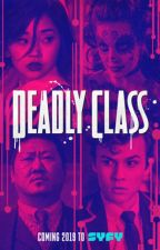 Deadly Class Imagines and Short Stories☆Marcus Lopez Arguello by SyliaSS