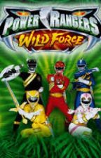Power Rangers Wild Force by Mysticfantisies5