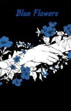Blue Flowers (LarryXSal) by CallMeSock