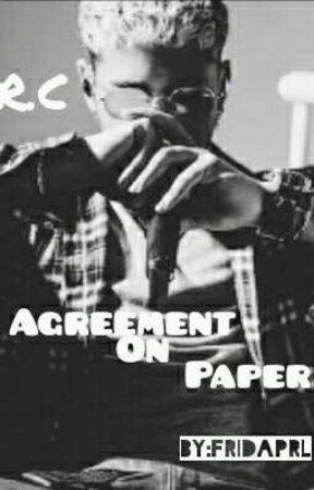 Agreement on paper || Richard Camacho by fridaprl