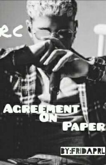 Agreement on paper || Richard Camacho
