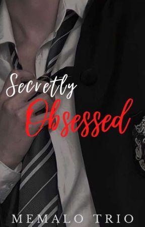 Secretly Obsessed [BxB] ✔ by Memalo_Trio