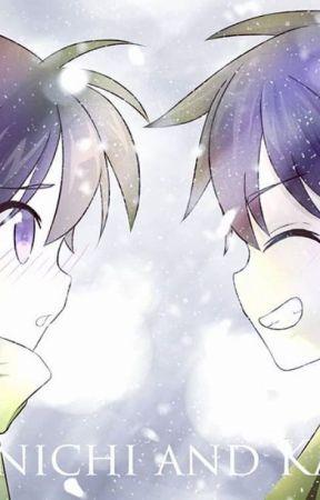 [KaiShin] Nếu tớ tìm thấy cỏ 4 lá, cậu sẽ ở bên cạnh tớ chứ? by _-Yuri_Shin--_