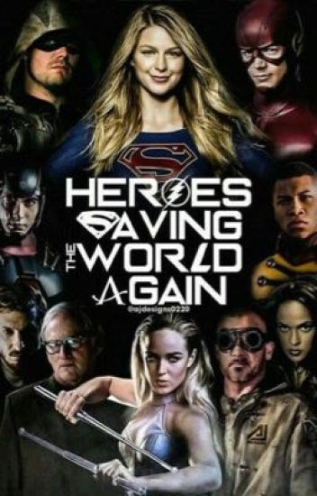 Repercussions of Changed Realities (arrowverse fanfic)