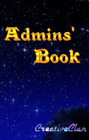 Admins' Book by CreativeClan