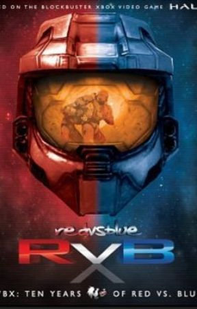Red vs blue: A wars gift (North Dakota) by CatchHoldOfMadness