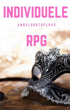 individuele rpg (open) by AngelDustoflove