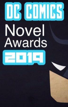 DC Comics Novel Awards 2019 - Best Characters - Wattpad