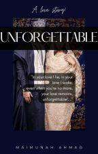 UNFORGETTABLE by Munaari