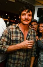 Pedro Pascal 'Would Includes' by froileinuhrwerk