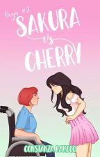 Sakura & Cherry by MoonRabbit13