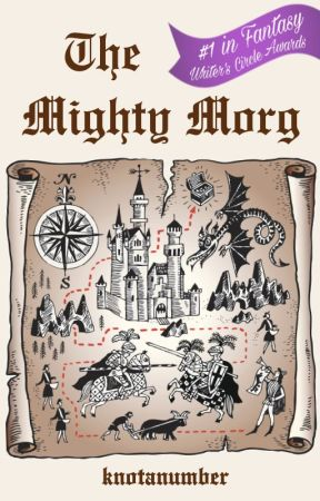 The Mighty Morg by knotanumber