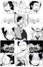 "Ryuji ""Bon"" Suguro Drabbles by threeandthirteen"