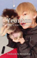 Yeontan (Story of Kim Taehyungs Dog) (BTS Yeontan the doggo) by Sparkshadow4751