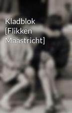 Kladblok [Flikken Maastricht] by GeorgianaAndersen