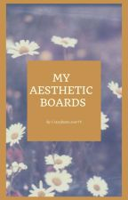 My Aesthetic Boards by CrazyBookLover19