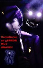 Cometieron un ¡¡ERROR MUY GRAVE!! by DragoFreddy