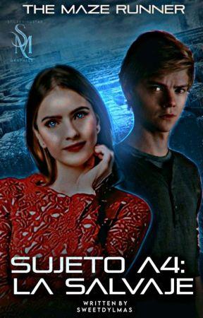 Sujeto A4: La Salvaje - The Maze Runner [NEWT] #Wattys2019 by teenvampireswolf
