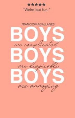 BOYS  by francesmagallanes