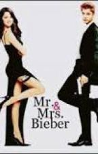 Mr and Mrs Bieber #Wattys2016 by belieber123rock