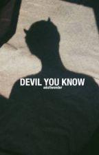 devil you know » lucifer (tv) by adultwonder