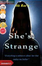 She's Strange by Akichi19