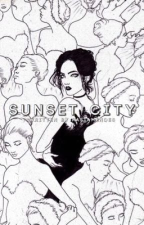 sunset city | s.m Imagines by pastamendes