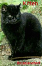 Kitten. by jasjanebart