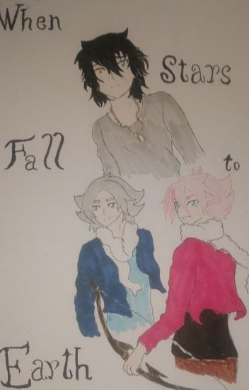 When Stars Fall to Earth (A FubuYuki/AtsuYuki AU) (HIATUS)