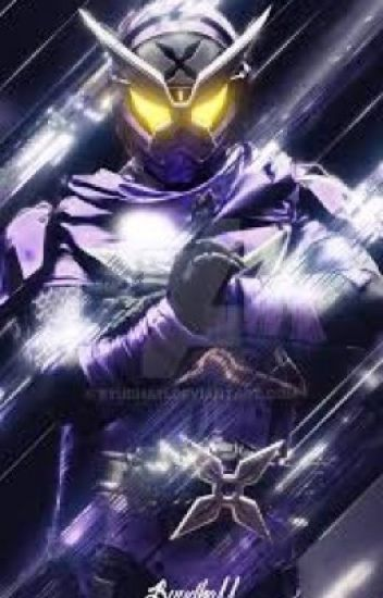 Senran Kagura X Kamen Rider Shinobi: The Tale of the Legendary Super Ninja