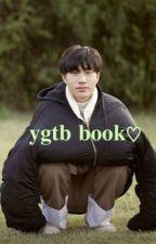 YG TREASURE BOX BOOK by vii_txp