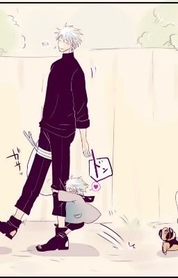 [Naruto fanfic-dịch] Just the usual habits