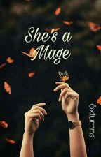 She's a Mage [BTS AU] by Sxturnns