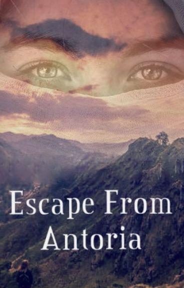 Ancient Magics Series (Book 1) : Escape From Antoria