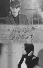 things changed. | suho by itsmekuma