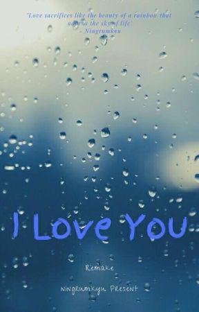 I Love You ¦ BinHwan by ningrumkyu