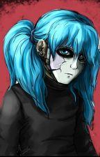Masked Beauty // Sally Face x Reader by darksky144