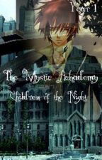The Mystic Academy: Children of the Night (Year 1) - FINISHED by DJSteinhour