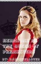 Hermione As The Queen Of Pranksters by rapunzellover