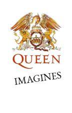 queen imagines (+ borhap cast) by mozzerell-o_mazzello
