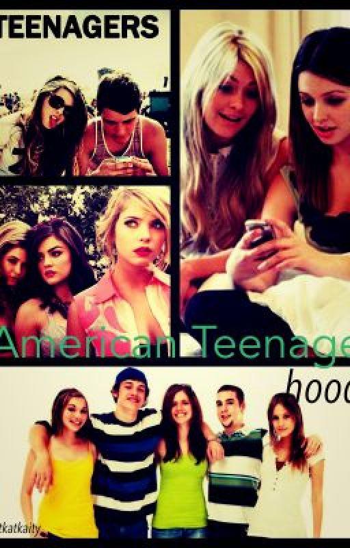 American Teenage hood by KitKatKaity