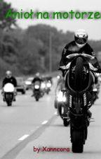 Anioł na motorze by Xanncora
