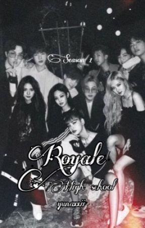 Royale High School ✔️[BLACKPINK X BTS DRAMA]  by yunaxxii