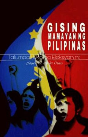 Gising Mamayan ng  Pilipinas by SleaphRow
