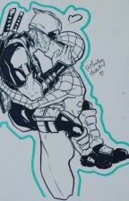 Let me help you ( Spideypool) by Death_cat003