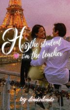 """""""He's The Student, I'm The Teacher"""" (Nadech and Yaya)  by donutodonuto"""