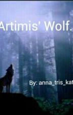 Artimis' wolf. ( Percy Jackson fanfic) by awkward_skittles