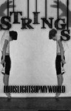 Strings (Book 2 in the CCHR Series) by LouisLightsUpMyWorld