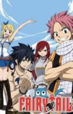 A New Fairy Tail Member (ANFTM Series) - Volume 2 by silverstars97