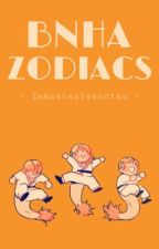 BNHA zodiacs by ImmaStealYeontan